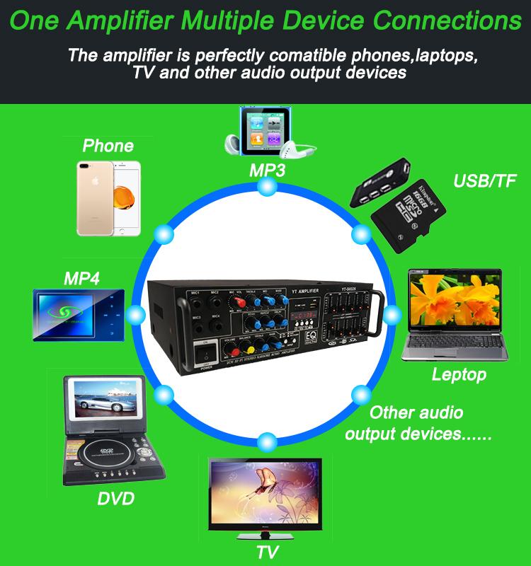 Karaoke YT-G0326 Main 1