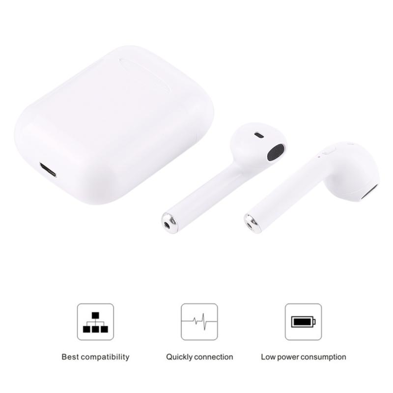 ded3059a95 Ασύρματα Ακουστικά Bluetooth Τύπου iPhone Airpods – OEM TWS i11 ...