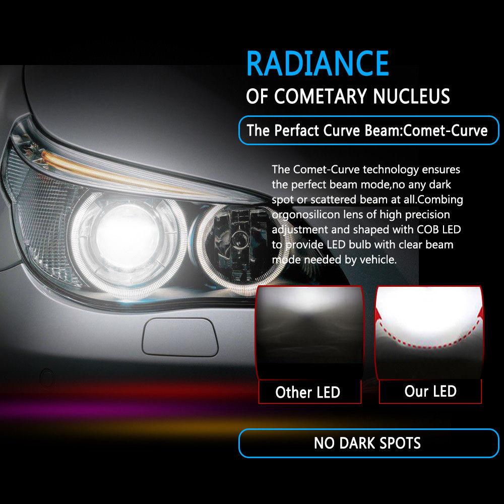 LED COB Η1 8000Κ Main 1