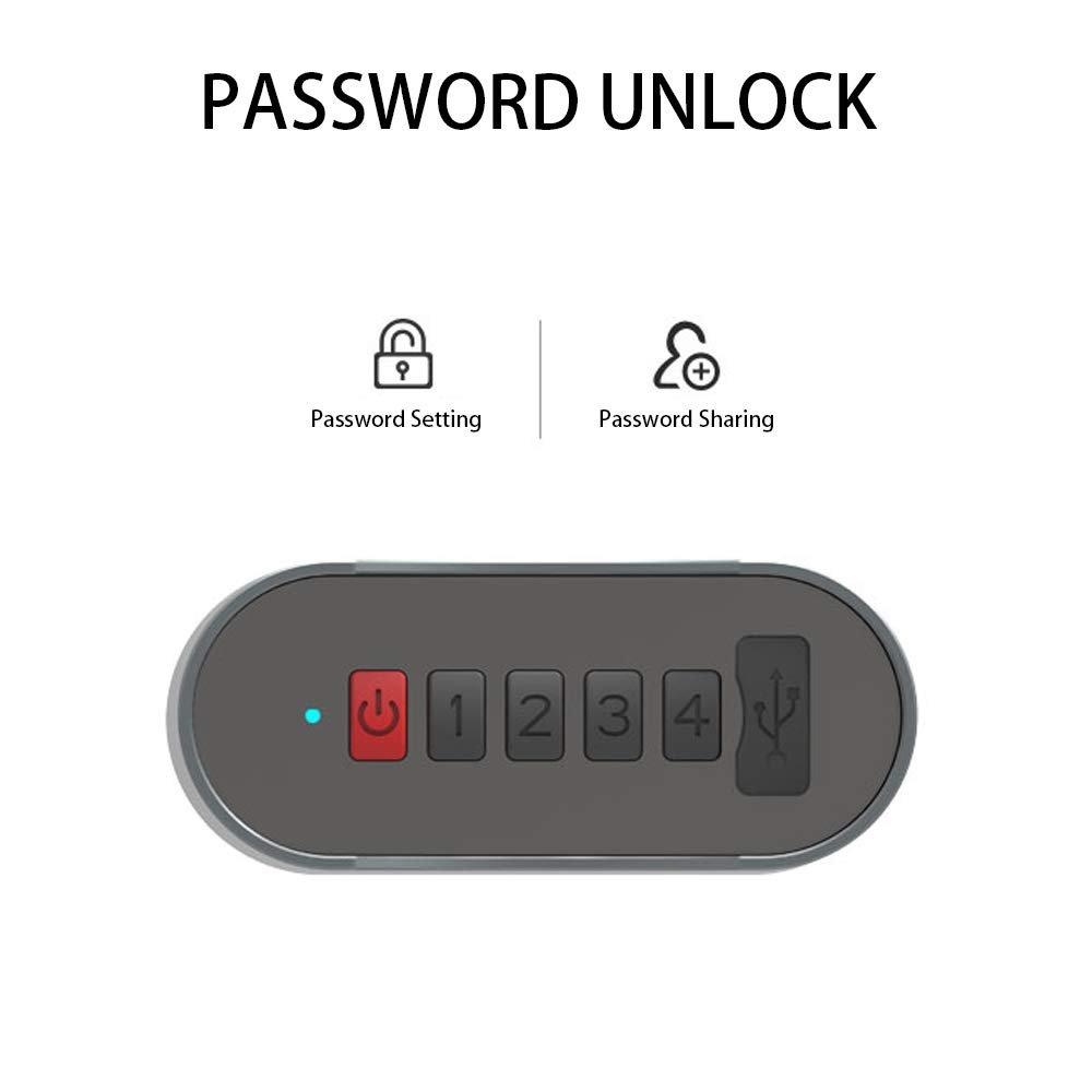 Padlock Unlock main