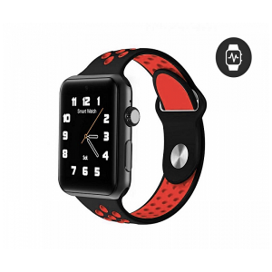 Smartwatch-OEM-Miwear M3 TEA RED main1