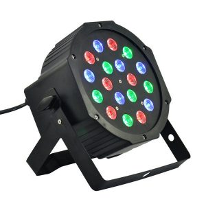 DJ 18xLed Flat Par Stage Light Main