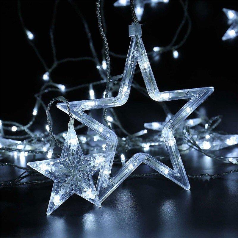 LED Christmas Lights Star Main 2