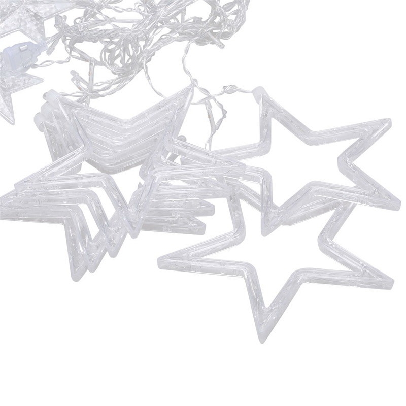 LED Christmas Lights Star Main 3
