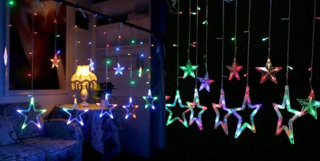 LED Christmas Lights Star Main 5
