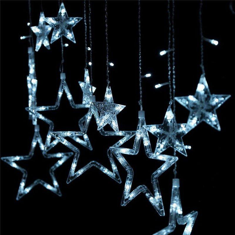 LED Christmas Lights Star Main