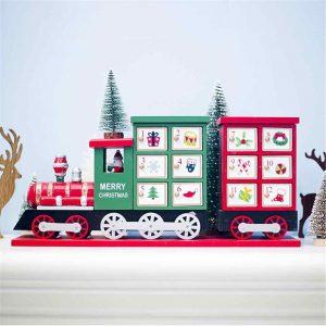Christmas Decorative Train Main