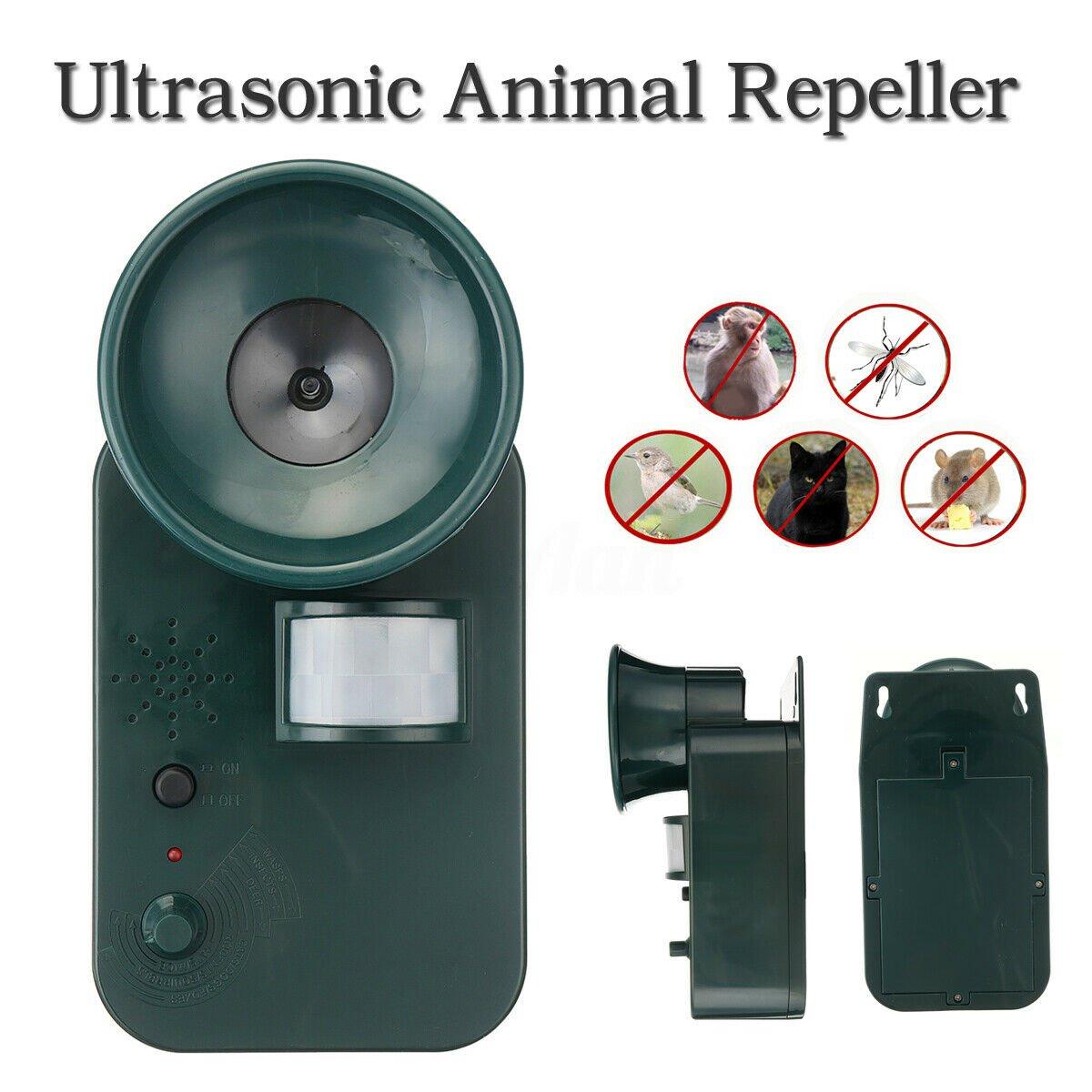 Ultrasonic Cordless Repeller Main 1