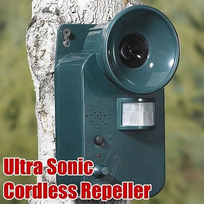 Ultrasonic Cordless Repeller Main 3