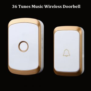 Wireless Digital Doorbell main