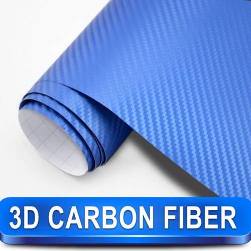 3d carbon blue main