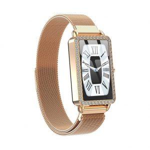 a88-waterproof-rhinestone-heart-rate-blood-pressure-monitor-sport-smart-bracelet-oem