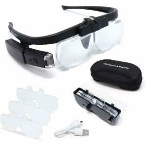 Spectacle Magnifier main